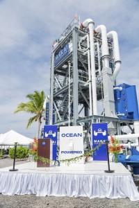 Makai OTEC © Makai Ocean Engineering
